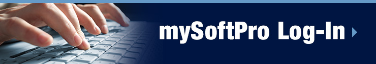 Log-in to mySoftPro